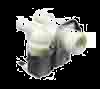 Клапан электромагнитный (кэн) для стиральной машины универсальный, 2x180°